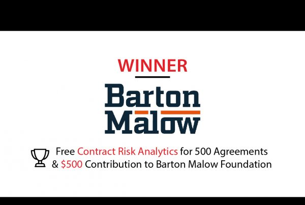 FF Winner: Barton Malow