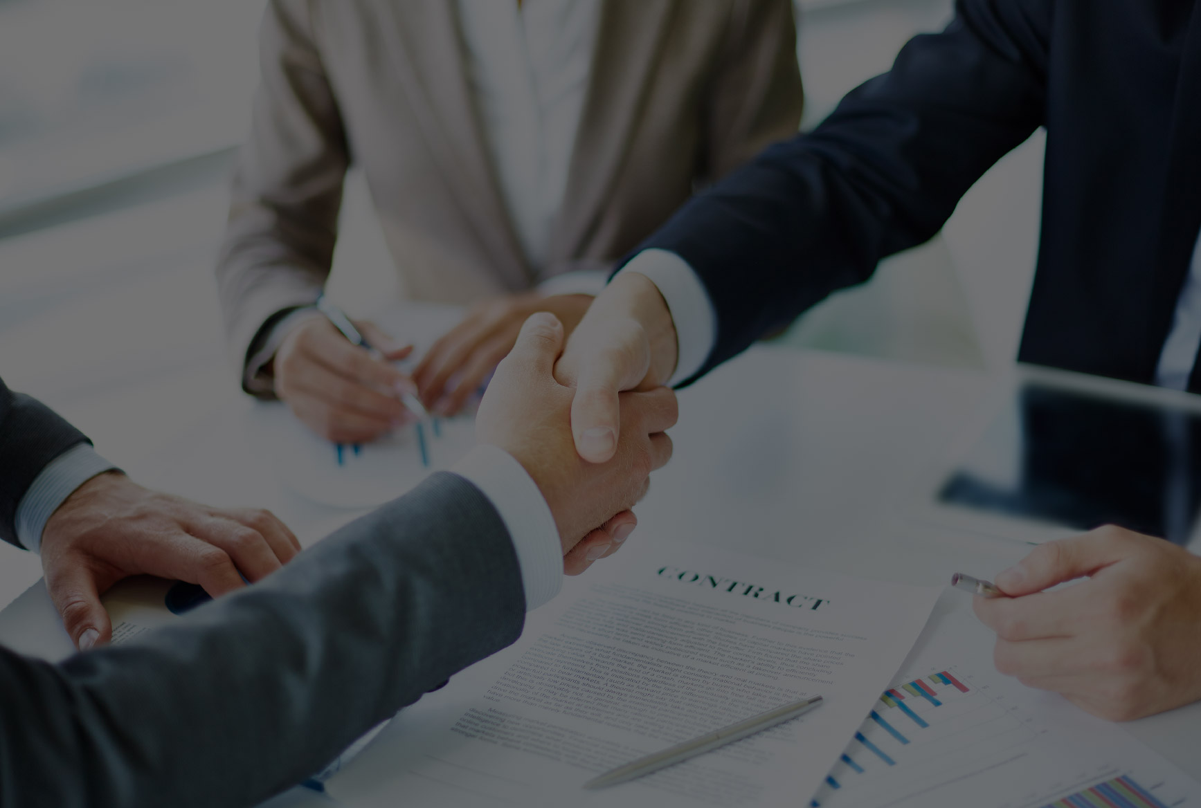 The Four Pillars of Contract Compliance